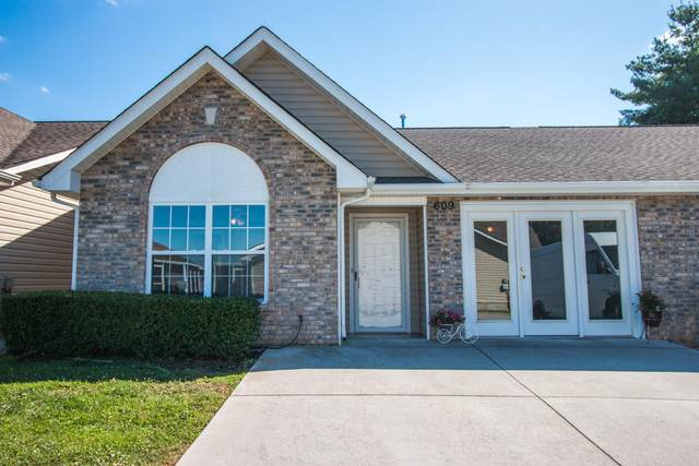 609 High Point Way #47, Knoxville, TN 37912 (#1122763) :: Venture Real Estate Services, Inc.