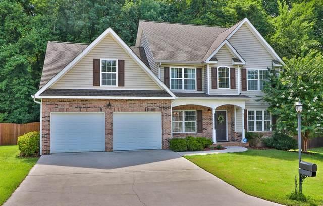 10909 Parkgate Lane, Knoxville, TN 37934 (#1122784) :: Venture Real Estate Services, Inc.