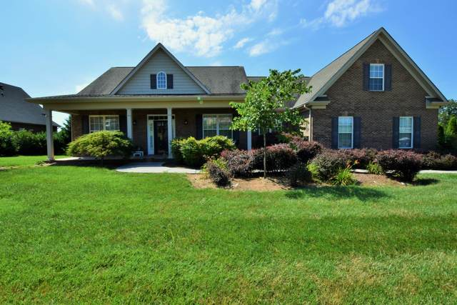 3721 Holly Berry Drive, Knoxville, TN 37938 (#1122791) :: The Sands Group