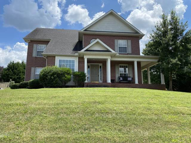 930 Harris Hollow Rd, Seymour, TN 37865 (#1122796) :: Billy Houston Group