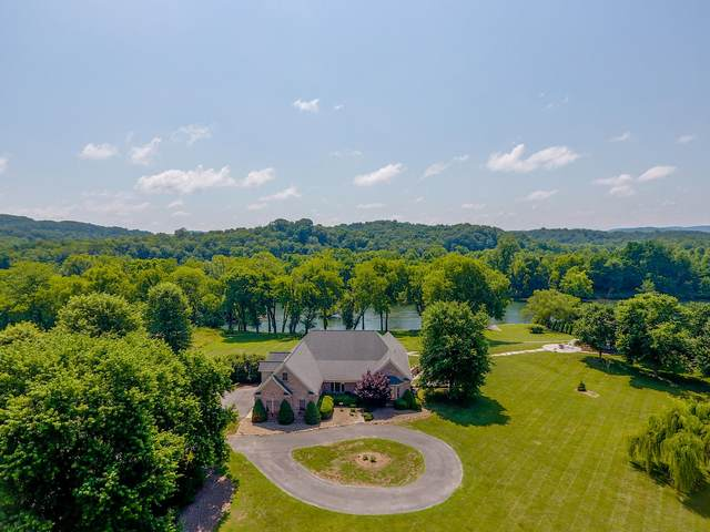 985 Cliff Top Rd, Blaine, TN 37709 (#1122808) :: Exit Real Estate Professionals Network