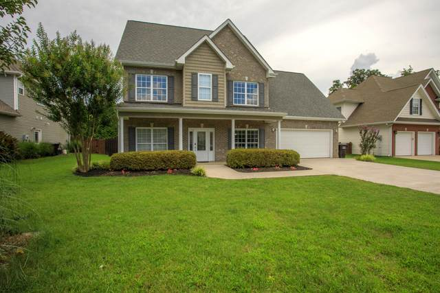 2801 Macy Blair Road Rd, Knoxville, TN 37931 (#1122890) :: Billy Houston Group