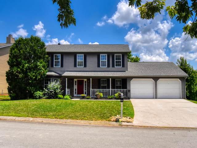 1318 Oak Haven Rd, Knoxville, TN 37932 (#1122905) :: Billy Houston Group