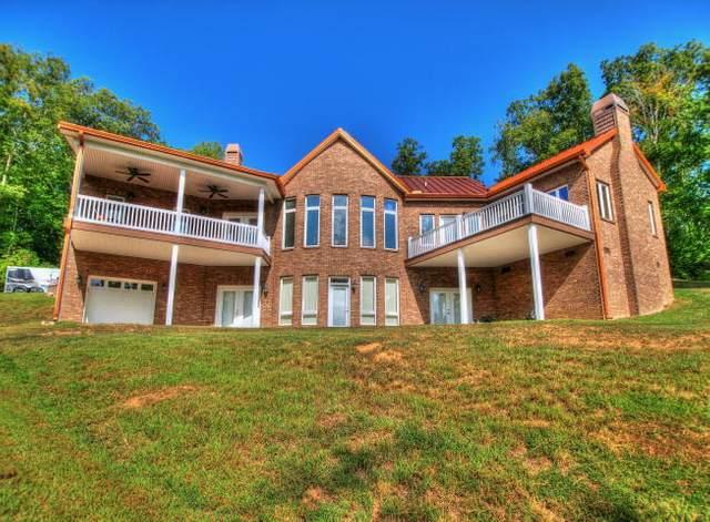 583 Norris Shores Drive, Sharps Chapel, TN 37866 (#1122907) :: Realty Executives Associates