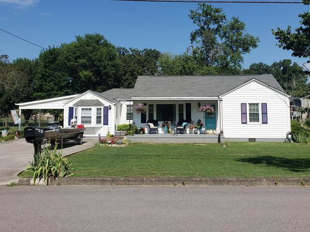 403 Riverside Drive, Clinton, TN 37716 (#1122950) :: Billy Houston Group