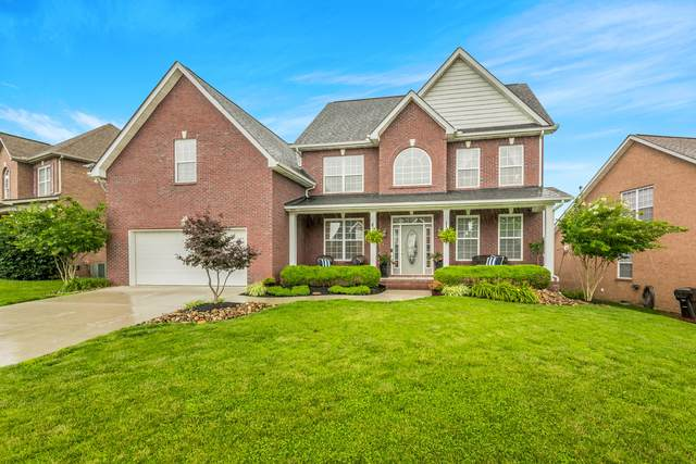 3013 Reflection Bay Drive, Knoxville, TN 37938 (#1122955) :: The Cook Team