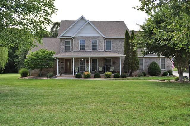 1531 Foxfire Circle, Seymour, TN 37865 (#1122980) :: Venture Real Estate Services, Inc.