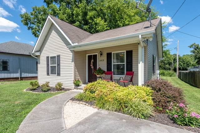 1413 Irwin Ave, Maryville, TN 37804 (#1123007) :: Shannon Foster Boline Group