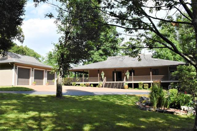 1106 Turner Lake Tr, Crossville, TN 38571 (#1123085) :: Billy Houston Group