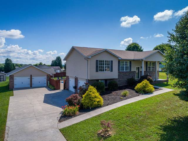 1444 Kay View Drive, Sevierville, TN 37876 (#1123098) :: Venture Real Estate Services, Inc.