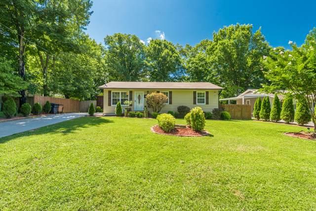5928 W Pine Lane, Knoxville, TN 37909 (#1123136) :: Venture Real Estate Services, Inc.