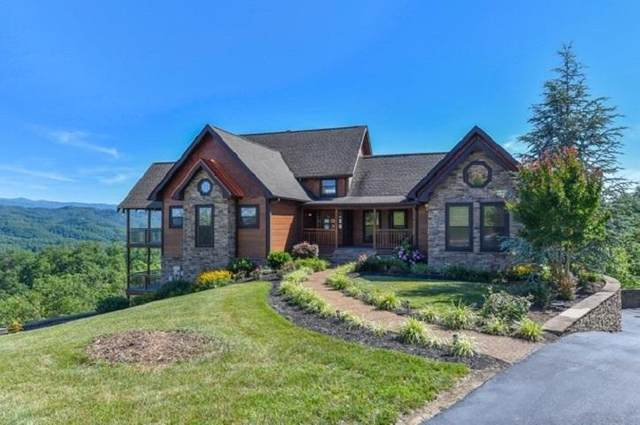 3054 Misty Bluff Tr, Sevierville, TN 37862 (#1123164) :: Tennessee Elite Realty