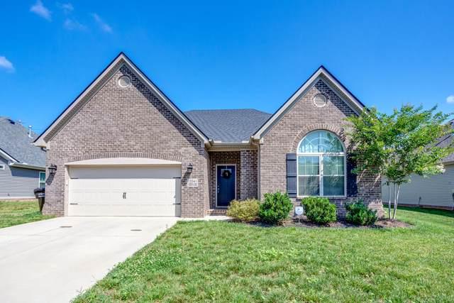 12341 Chirping Bird Lane, Knoxville, TN 37932 (#1123186) :: Venture Real Estate Services, Inc.
