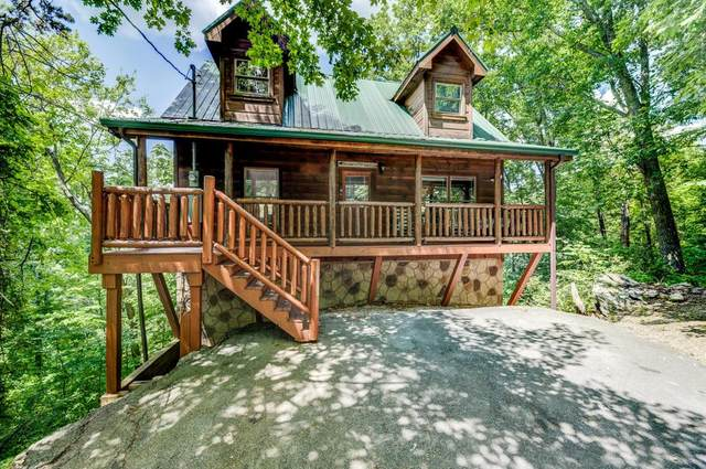 1933 Orchard Drive, Sevierville, TN 37876 (#1123193) :: Venture Real Estate Services, Inc.
