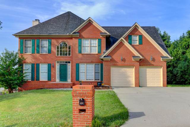 944 Garrison Ridge Blvd, Knoxville, TN 37922 (#1123198) :: Venture Real Estate Services, Inc.