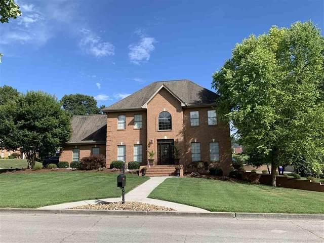 4950 Hundred Oaks Drive, Morristown, TN 37813 (#1123200) :: Venture Real Estate Services, Inc.