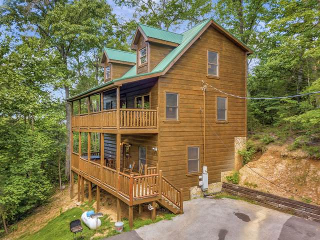 1913 Rose Pass, Sevierville, TN 37876 (#1123273) :: Realty Executives