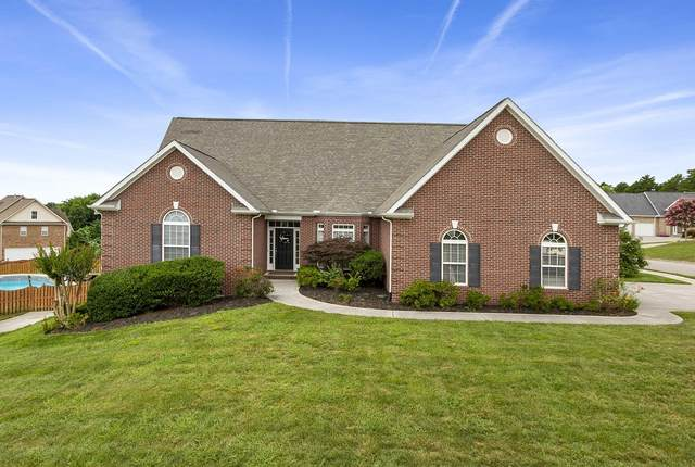 9400 Abbey Mist Lane, Knoxville, TN 37931 (#1123291) :: Realty Executives