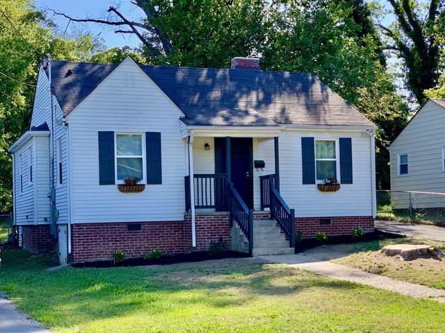 207 Meadow View Rd, Knoxville, TN 37914 (#1123306) :: Realty Executives