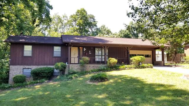 2124 E Ridgewood Drive, Louisville, TN 37777 (#1123333) :: Realty Executives
