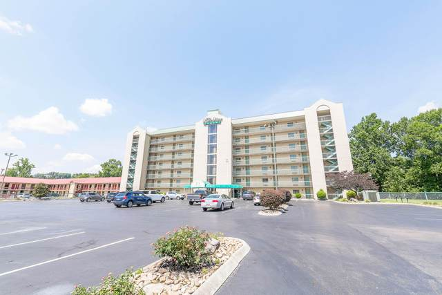 3215 N River Rd #107, Pigeon Forge, TN 37863 (#1123334) :: The Terrell Team