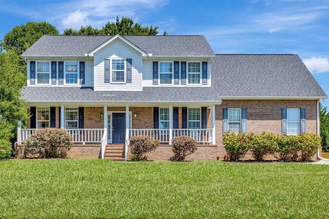 8409 Lawnpark Drive, Knoxville, TN 37923 (#1123389) :: Realty Executives