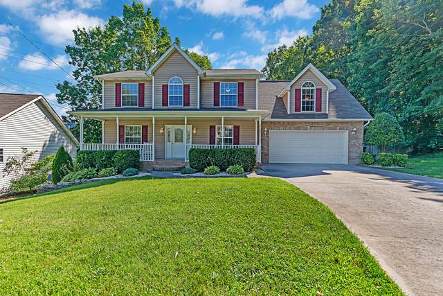 5700 San Cristebal Lane, Knoxville, TN 37921 (#1123395) :: Realty Executives
