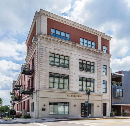 300 S Gay St Apt 202, Knoxville, TN 37902 (#1123455) :: Billy Houston Group