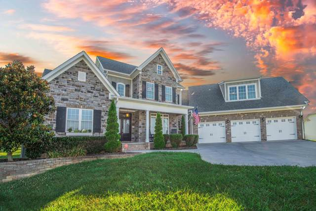 447 Montana Court, Seymour, TN 37865 (#1123649) :: The Terrell Team