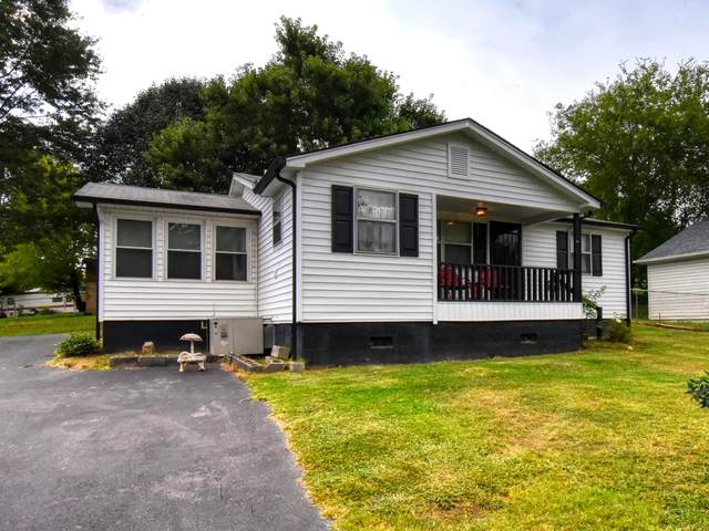 1303 Chestnut St, Knoxville, TN 37920 (#1123671) :: Realty Executives