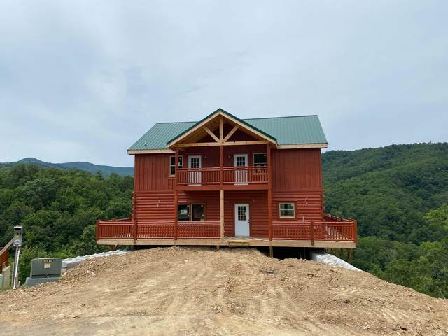 Street Of Dreams Way, Gatlinburg, TN 37738 (#1123742) :: Venture Real Estate Services, Inc.