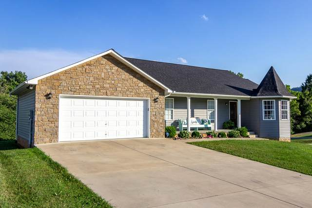 126 Creekside Drive, Bean Station, TN 37708 (#1123760) :: Realty Executives