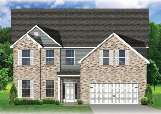 1630 Ridge Climber Rd, Knoxville, TN 37922 (#1123873) :: Catrina Foster Group