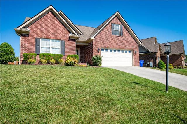 3317 Parrish Hill Lane, Knoxville, TN 37938 (#1123908) :: The Cook Team