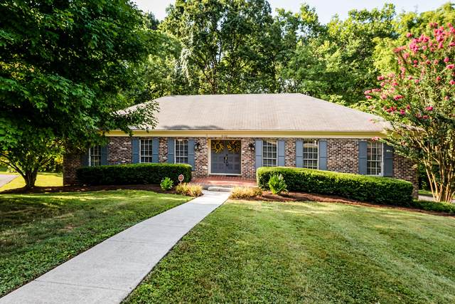 8120 Ainsworth Drive, Knoxville, TN 37909 (#1123934) :: Venture Real Estate Services, Inc.