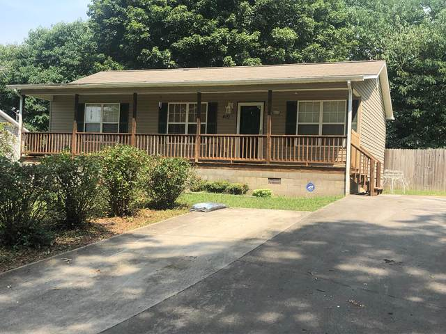 410 W College St, Athens, TN 37303 (#1123989) :: Shannon Foster Boline Group