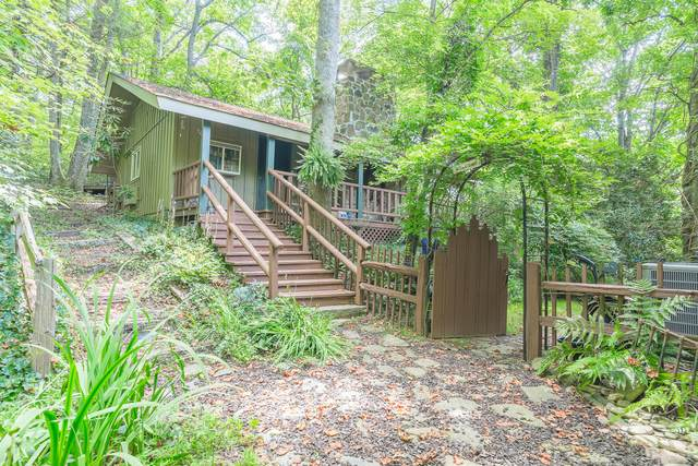 2250 Highland Acres Way, Gatlinburg, TN 37738 (#1124088) :: The Terrell Team