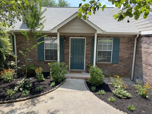 827 Olde Pioneer Tr, Knoxville, TN 37923 (#1124155) :: Venture Real Estate Services, Inc.