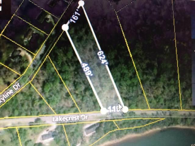 Skyline Lakecrest Drive, Harriman, TN 37748 (#1124198) :: Adam Wilson Realty