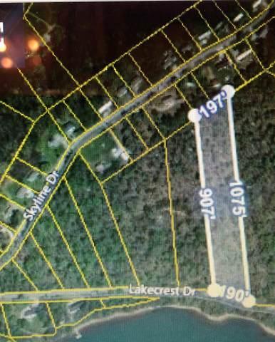 Skyline Lakecrest Drive, Harriman, TN 37748 (#1124210) :: Adam Wilson Realty