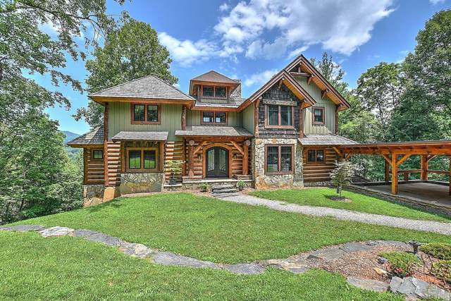 164 Hawthorne Landing, Mountain City, TN 37683 (#1124218) :: Adam Wilson Realty