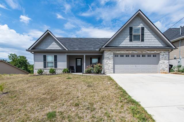 1129 Pine Run Lane, Knoxville, TN 37932 (#1124275) :: Exit Real Estate Professionals Network