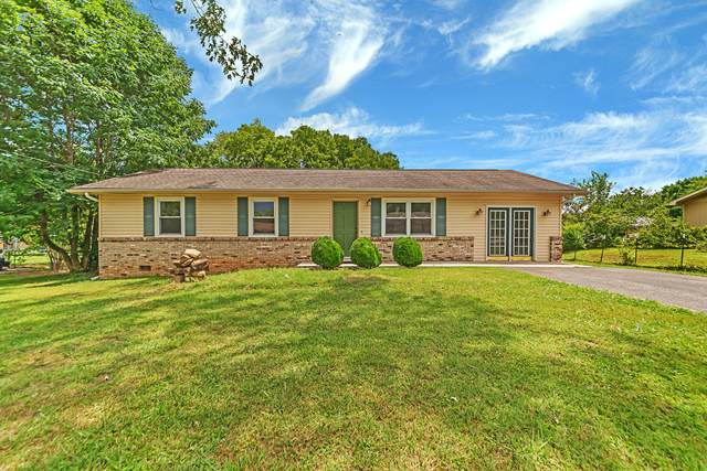 8208 Broken Arrow Drive, Knoxville, TN 37923 (#1124358) :: Exit Real Estate Professionals Network