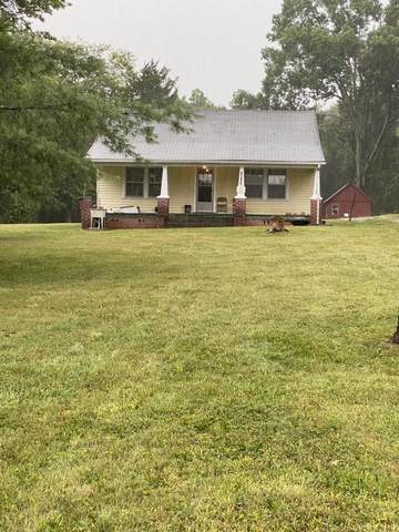 7905 Corryton Luttrell Rd Rd, Corryton, TN 37721 (#1124362) :: Shannon Foster Boline Group