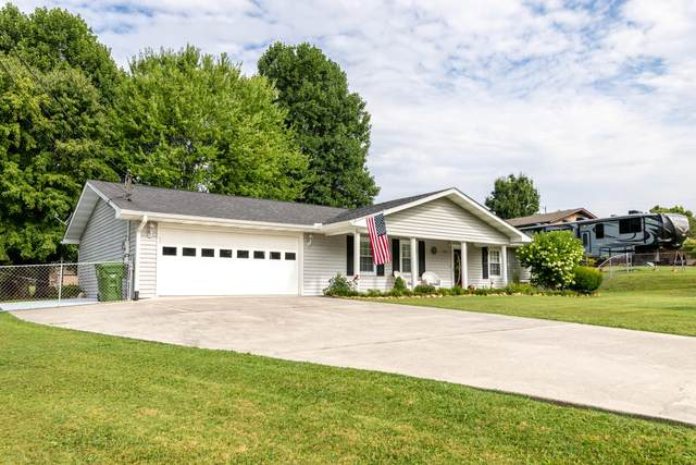 1805 Maggie St, Maryville, TN 37803 (#1124398) :: Realty Executives