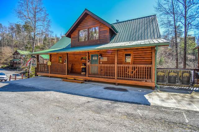 620 Chickasaw Gap Way, Pigeon Forge, TN 37863 (#1124423) :: Catrina Foster Group