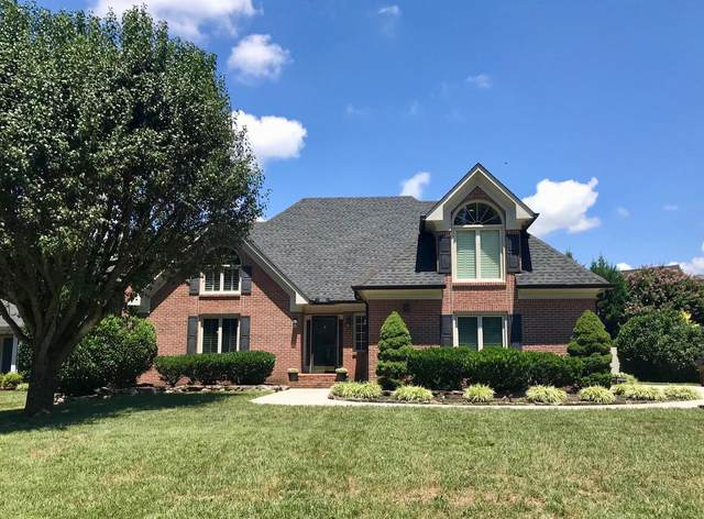 8911 Ivey Glen Court, Knoxville, TN 37922 (#1124440) :: Venture Real Estate Services, Inc.
