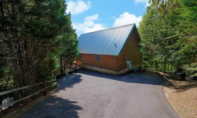 611 Cub Path Way, Gatlinburg, TN 37738 (#1124503) :: Venture Real Estate Services, Inc.
