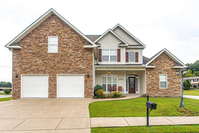 101 Sturbridge Circle, Oliver Springs, TN 37840 (#1124507) :: Venture Real Estate Services, Inc.