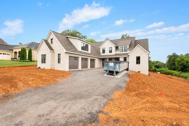 Lot 18 Fredericksburg Blvd, Knoxville, TN 37922 (#1124542) :: The Sands Group